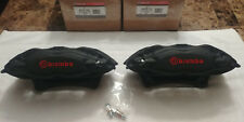 GT500 COBRA CALIPERS 07-14 NOS NEW FORD MUSTANG FRONT BREMBO MOTORCRAFT W/ PADS
