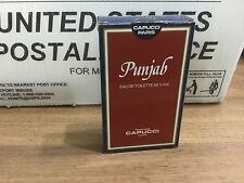Rare Perfume PUNJAB  Parfums Capucci Eau de Toilette Men's Splash 4 fl oz 120ml