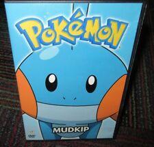 POKEMON: MUDKIP VOLUME 10 DVD, 3 GREAT EPISODES, GUC