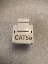 CAT5e UTP Network Module Tool-free RJ45 Connector Socket Adapter