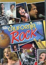 California Rock '60s & '70s : Turtles, Sonny & Cher, Beach Boys, Byrds,... (DVD)