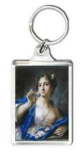 ROSALBA CARRIERA - SPRING 1725 ART KEYRING LLAVERO