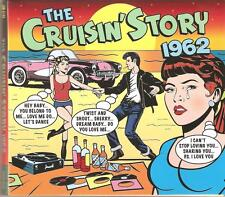 THE CRUISIN' STORY 1962 - 2 CD BOX SET - LOVE ME DO & MANY MORE