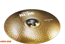 "Paiste 22"" Rude Lively Intensity Medium Heavy Weight Ride/Crash Cymbal 1128522"