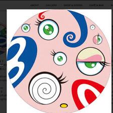 "Takashi Murakami poster ""We Are The Square Jocular Clan 7""ED.300  Signed"