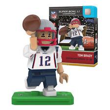 NFL New England Patriots Tom Brady Super Bowl LI Champion OYO Mini Figure