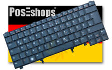 Orig. QWERTZ Tastatur Dell Latitude E6220 E6320 E6420 E5420 XT3 DE Backlit Neu