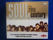SOUL.   HIGHLIGHTS. OF. THE.  TWENTIETH. CENTURY.   FROM. CHARLY.  RECORDS.