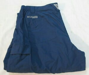 Columbia Blood and Guts Combertible Fishing Men pants 36 X  34