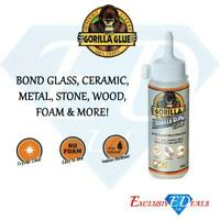 Gorilla Glue Clear Strong Bond Indoor & Outdoor Use Crystal Clear 170ml