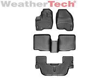 WeatherTech DigitalFit FloorLiner - 2011-2014 - Ford Explorer - Black