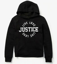 Justice Girls Size 16/18 Logo Hoodie - Nwt💙💙💙