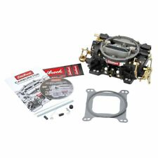 Edelbrock 14073 Performer 4 Barrel Carb, 750 CFM, Manual Choke, Black