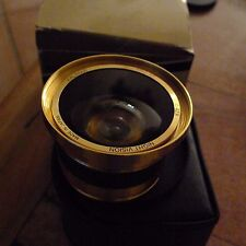 2x objectifs Kalimar  wide and super wide fish eye conversion  lens x2