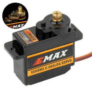 SCX-24 DEADBOLT Upgrade Axial Metal Gear Micro Servo for RC Helicopter Airplane