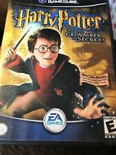 Harry Potter and the Chamber of Secrets (Nintendo GameCube) Tested - Complete