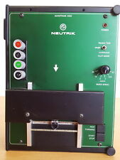 More details for neutrik ag audio analyzer mainframe printer module 3302
