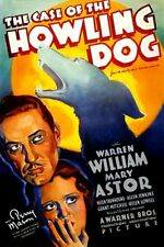 The Case of the Howling Dog - 1934 - Warren William Mary Astor Vintage Drama DVD
