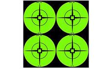 Birchwood Self Adhesive 3 Inch Target Spots Green Pack of 40 33933