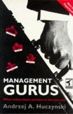 Management Gurus: What Makes Them and How to Become One-ExLibrary