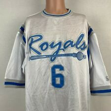 Stall And Dean Royals Basketball Shooting Shirt 1970s Rucker Sewn Size 58 4Xl
