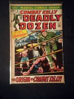 Combat Kelly And the Deadly Dozen #3