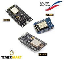 NodeMCU ESP8266:( CH340 / CP2102 / D1 MINI ESP12E) Wifi Networking IOT TimerMart