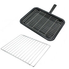 Extendable Shelf & Small Grill Pan Rack for INDESIT Oven Cooker