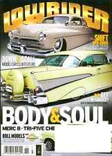 LOWRIDER Magazine November 2016 MERC 8 & Tri-Five CHEVY, COPS N CAR CLUBS