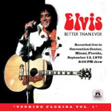 Elvis Presley - BETTER THAN EVER - 12th Sept 1970 - New Original Mint