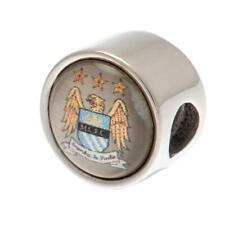 Manchester City FC Bracelet Charm Crest