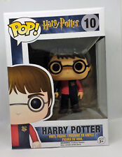 PEPYPLAYS FUNKO Harry Potter POP! Movies Vinyl Figura Harry Triwizard NÚMERO 10