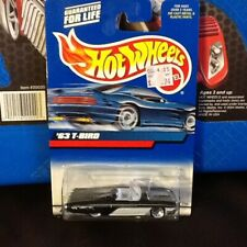 Hot Wheels Guaranteed for Life Series 1963 Ford T-Bird  Collector #130