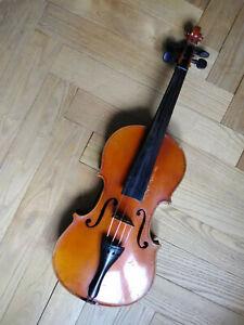 Ancien et beau VIOLON entier 4/4 - antique old violin 4/4 vintage