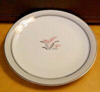 Noritake China - Lilybell 5556 - Salad Dessert Plate - 7 7/8 inch - Set of 5
