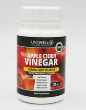 Apple Cider Vinegar 500mg 120 Tablets – GMP – UK Made – Mother – Weight Loss