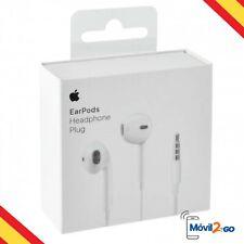 Auriculares Originales 100% Apple Earpods MNHF2 iPhone 4 5 5S SE 6 6S Plus