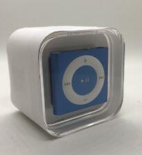 Apple iPod shuffle 4. Generation Blue Blau (2GB) (aktuellstes Modell) NEU NEW