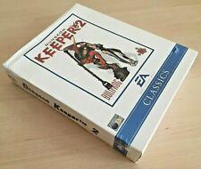 Dungeon Keeper 2 - Big Box PC CD-ROM - NEW/SEALED/BOX DAMAGE Bullfrog/EA