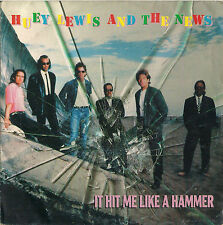 Huey Lewis And The News - It Hit Me Like A Hammer / Do You Love Me, Or What?