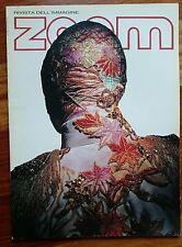 Zoom rivista dell'Immagine Helmut Newton Tomio Mohri guido Manuli Mannelli
