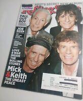 Rolling Stone Magazine [5/23/2013] Stones Mick Jagger Keith Richards [near mint]