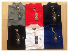 Lyle and Scott Men's Long Sleeve Polo Shirt