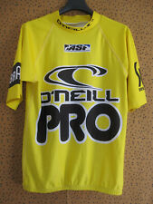 Maillot Kite Surf ASF O'Neill PRO Top thermique Jersey Jaune - L
