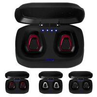 Mini TWS Sports True Wireless In-Ear Stereo Bluetooth Earphones Earbuds Headset