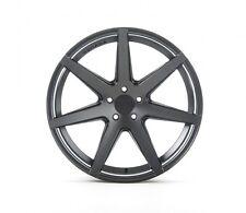 Rohana RC7 20x10 5x120 et37 Matte Graphite Wheels Rims (set of 4)