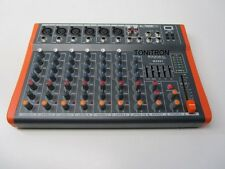 8 Kanal Mischpult DJ Pa Mixer USB MP3 Player Mikrofon Line in Stereo line in
