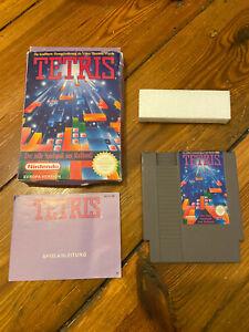 Nintendo NES Tetris mit OVP