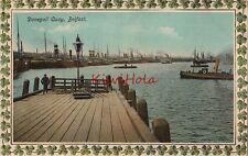 Postcard Donegall Quay Belfast Ireland