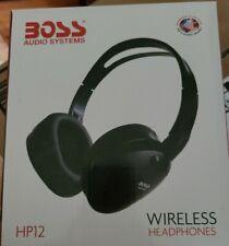 BOSS Ir Wireless Headset HP12
